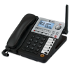 Component of SynJ cordless business phone system. Supports 4 lines and up to 11 users.