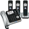 2-line 3 handset Connect to Cell™ corded/cordless answering system with caller ID/call waiting