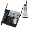 SynJ cordless business phone system. Supports 4 lines and up to 11 users.
