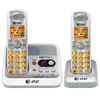 2 handset cordless answering system with caller ID/call waiting2