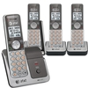4 handset cordless phone with caller ID/call waiting2
