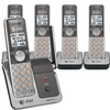 5 handset cordless phone with caller ID/call waiting2