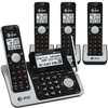 4 handset answering system with dual caller ID/call waiting2