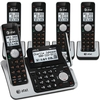 5 handset answering system with dual caller ID/call waiting2