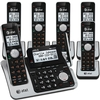6 handset answering system with dual caller ID/call waiting2