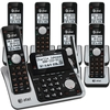 7 handset answering system with dual caller ID/call waiting2