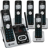 6 handset Connect to Cell™1 answering system with caller ID/call waiting2