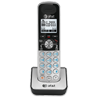 Accessory handset with caller ID/call waiting