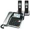 2 handset corded/cordless answering system with caller ID/call waiting2
