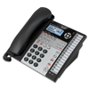 Corded 4-line telephone with base speakerphone, caller ID/call waiting1 and expandable up to 16 stations
