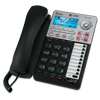 2-line speakerphone with caller ID1 and digital answering system