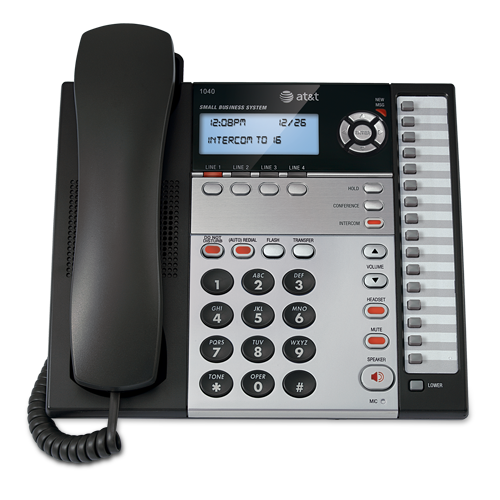 At Amp T Multiple Line Corded Telephones At Amp T 174 Telephone Store