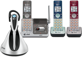 Cordless Headsets At T Telephone Store