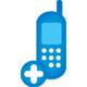 Ampliable hasta 5 terminales (utiliza 50.003 auricular accesorio)