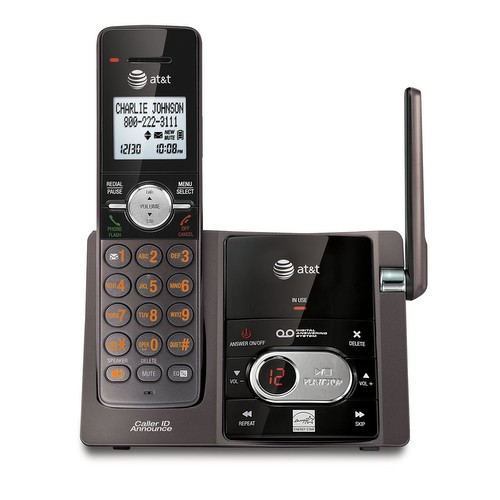 Best Selling Cordless Telephone Systems At Amp T 174 Telephone
