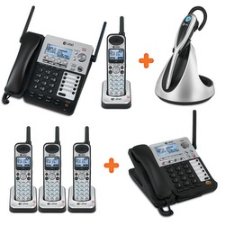 SynJ® cordless business phone system - Business bundle 8