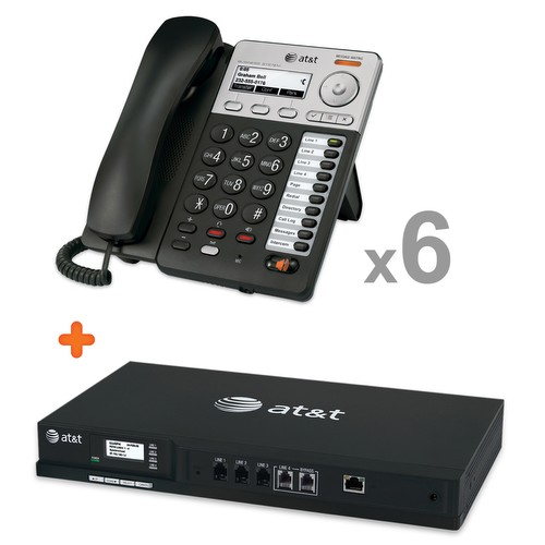 Syn248<sup>&reg;</sup> business phone system - Business Bundle 1