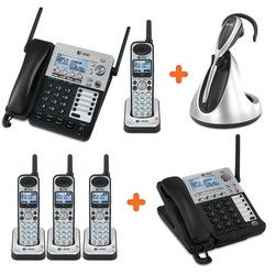 SynJ® cordless business phone system - Business bundle 3