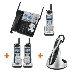 SynJ® cordless business phone system - Starter bundle 4