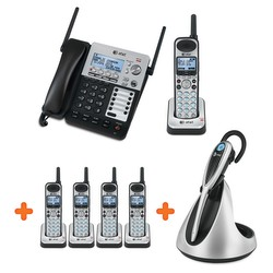 SynJ® cordless business phone system - Business bundle 6