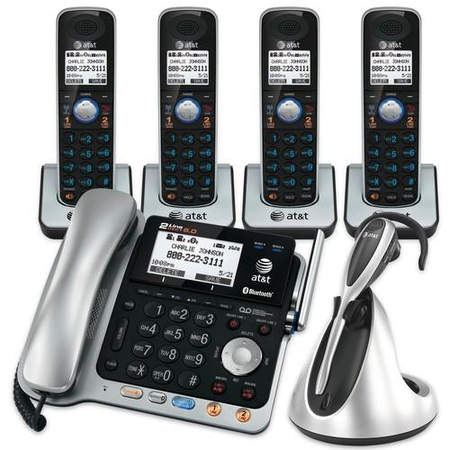 TL86109 + three TL86009 + one TL7600