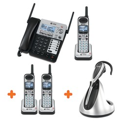 SynJ® cordless business phone system - Starter bundle 3