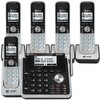 2-line 5 handset answering system with dual caller ID/call waiting2