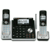 2-line 2 handset answering system with dual caller ID/call waiting2