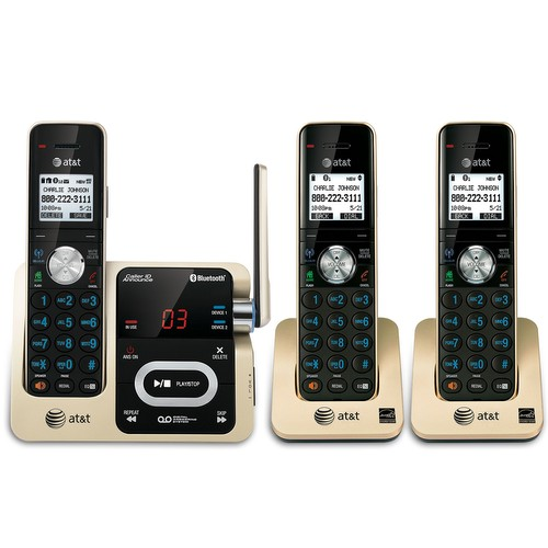 at&t home phone hookup