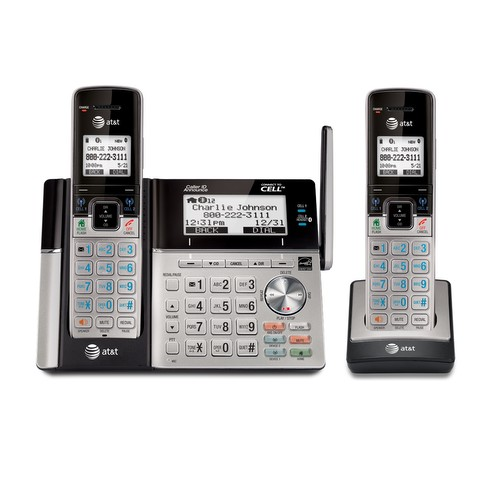 at&t 2 line dect 6.0 bluetooth manual