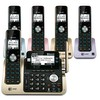 5 handset Connect to Cell™ answering system with dual caller ID/call waiting