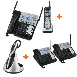 SynJ® cordless business phone system - Business bundle 7