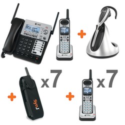 SynJ® cordless business phone system - Business bundle 4