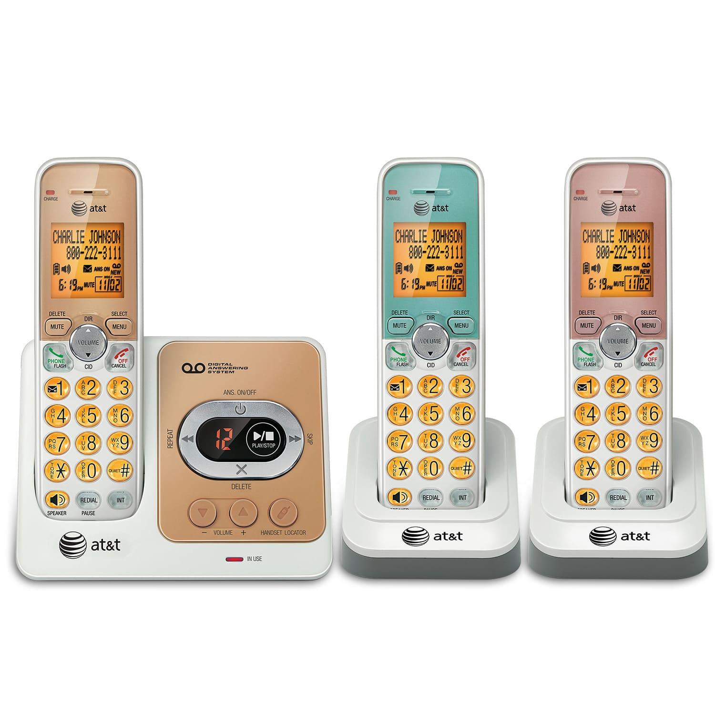 41a33148c4a AWX22104 + AWX20024 + AWX20034. 3 handset cordless ...
