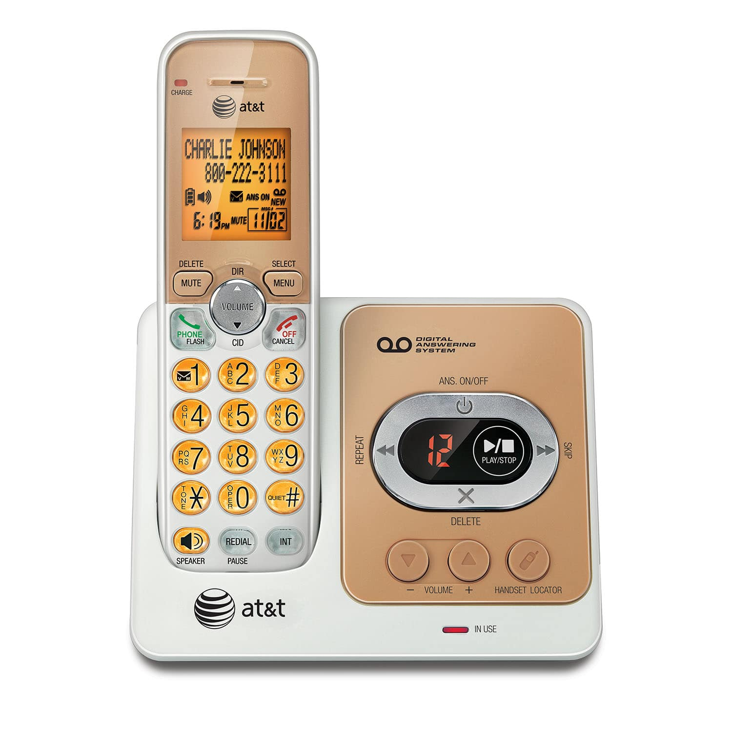 All AT&T Cordless Home Telephone Systems   AT&T® Telephone Store
