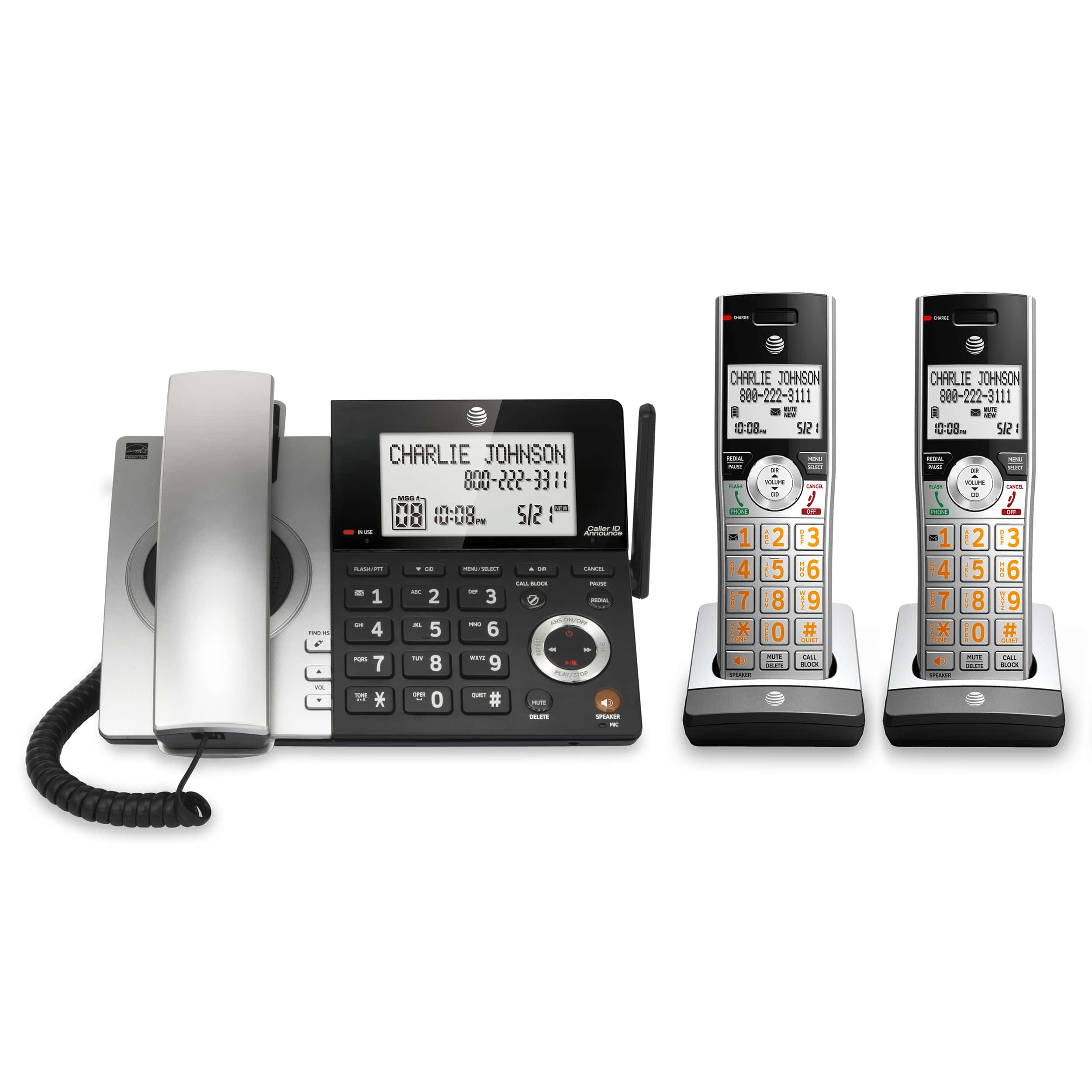 Smart call blocker - AT&T® Telephone Store