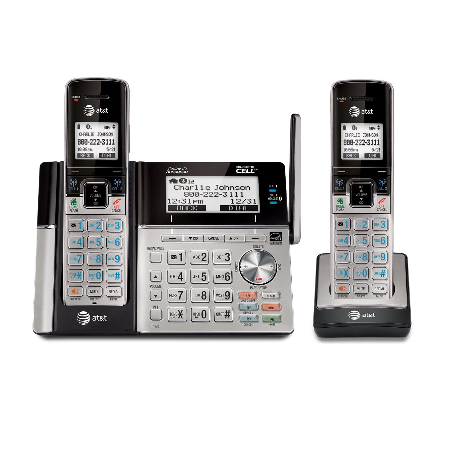 Bluetooth Connect to Cell™ Cordless Phones | AT&T® Telephone Store