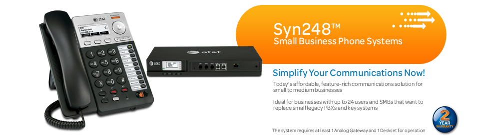 Syn248 Business Phone Systems